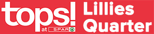 Tops Lillies Quarter Logo